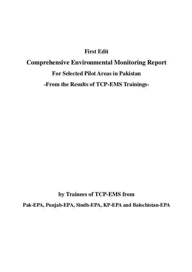 pakistan environmental report National health accounts pakistan 2015-16  contraceptive performance report 2016-2017:  pakistan bureau of statistics statistics house, 21-mauve area, g-9/1 .