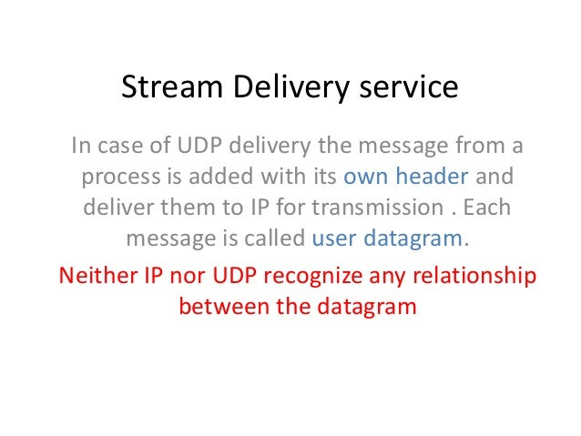 relationship between a tcp and udp Using nordvpn you can choose between tcp and udp internet protocols to connect to our vpn servers both of them have their own advantages - tcp is more reliable.