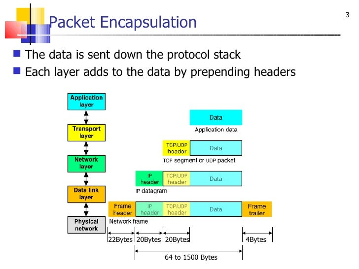 tcp ip stack application layer