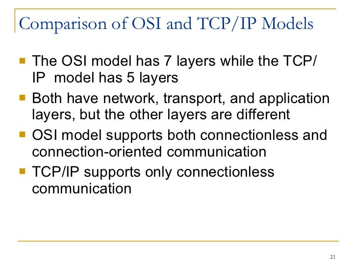 understanding tcpip essay High performance tcp/ip networking concepts, issues, and solutions mahbub hassan  58 case study: understanding factors influencing tcp throughput  151.