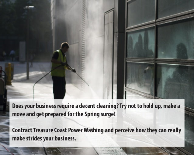 Does your business require a decent cleaning?Try not to hold up, make a move and get prepared for the Spring surge! Contra...