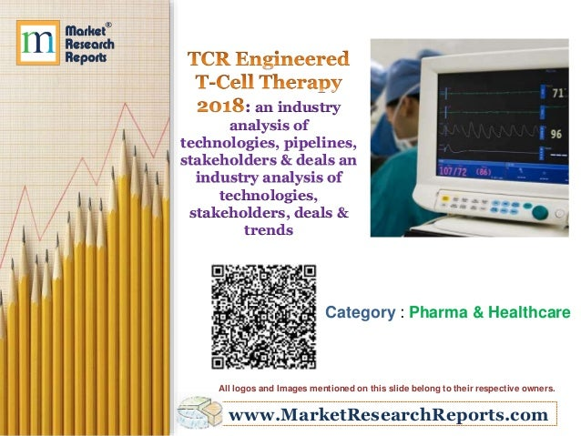 www.MarketResearchReports.com : an industry analysis of technologies, pipelines, stakeholders & deals an industry analysis...