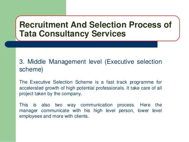 Tcs recruitment and selection for Tata motors recruitment process