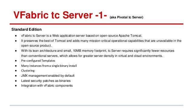 vfabric tc server