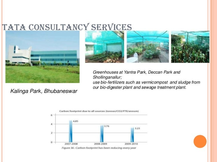 Tcs Environmental Policy