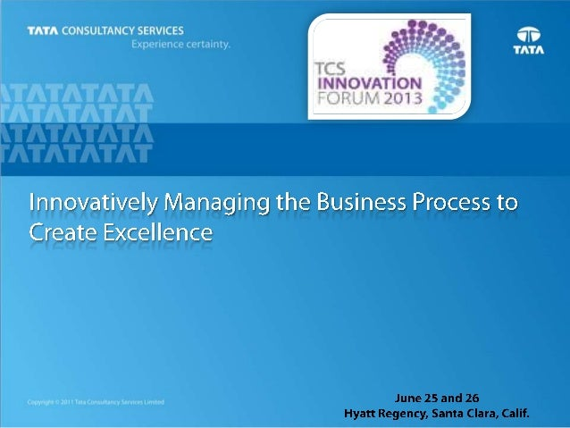 2 TCS Public Supplier Process Consumer Data Data DataData Infrastructure Process People Applications People Infrastructure...