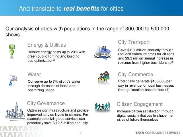 Technology Management Image: TCS Intelligent Urban Exchange Solution