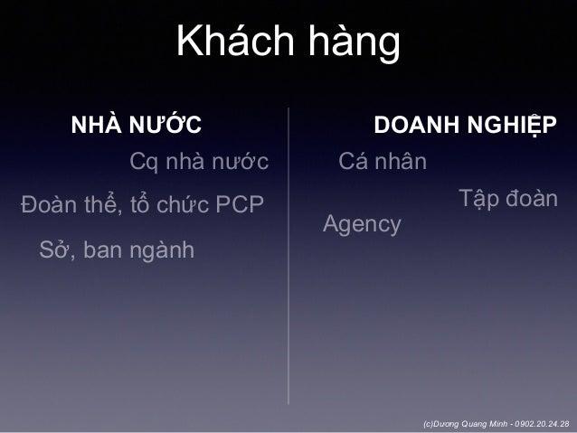 (c)Dương Quang Minh - 0902.20.24.28 Mục tiêu event TUYÊN TRUYỀN Xã hội Từ thiện THƯƠNG MẠI Quảng cáo Activation Sampling C...