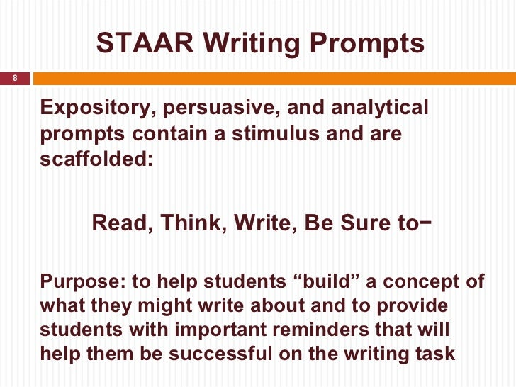 expository and persuasive writing prompts
