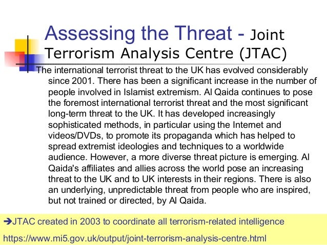 terrorism case study Scenarios represent examples of known destructive cyber terrorism, these case  studies provide further insight into susceptible facilities and the.
