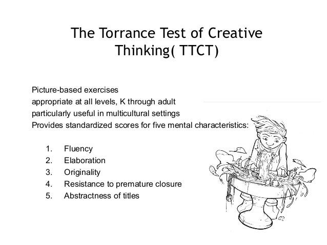 abbreviated torrance test for adults online