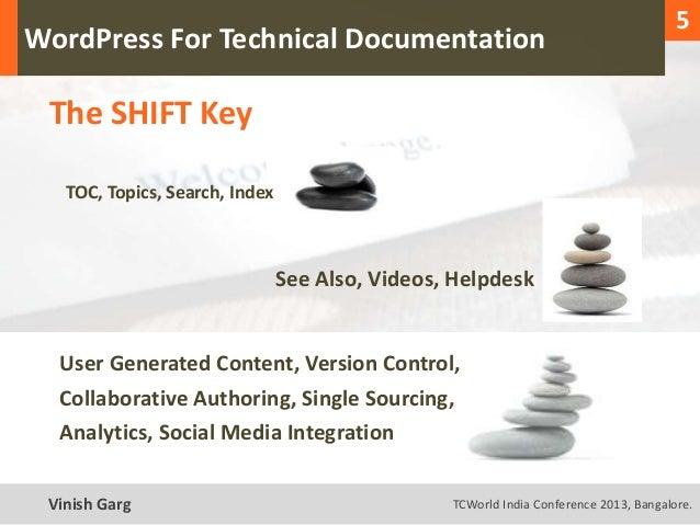 1                                                                                           5  WordPress For Technical Doc...