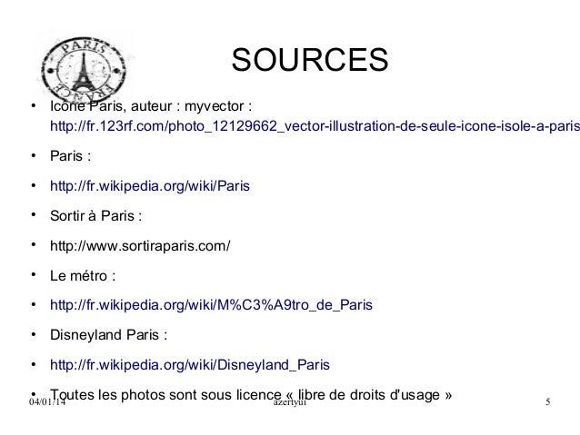 SOURCES ●  Icône Paris, auteur: myvector: http://fr.123rf.com/photo_12129662_vector-illustration-de-seule-icone-isole-a-...