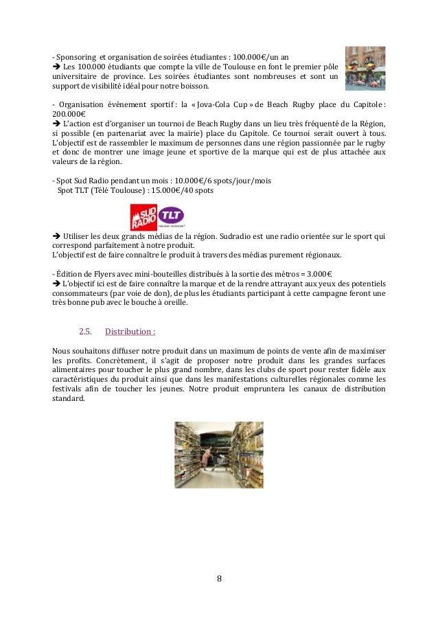 8 - Sponsoring et organisation de soirées étudiantes : 100.000€/un an  Les 100.000 étudiants que compte la ville de Toulo...