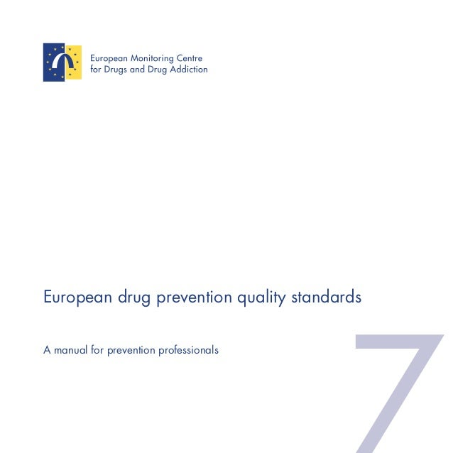 FSYC - European drug prevention quality standards Quality Standards