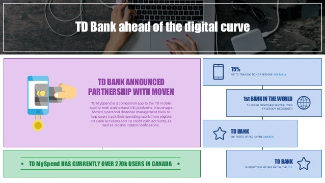 TD Bank's Pitch Brief