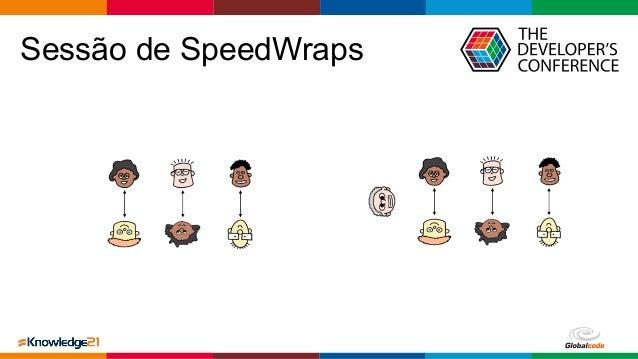 Globalcode – Open4education Sessão de SpeedWraps