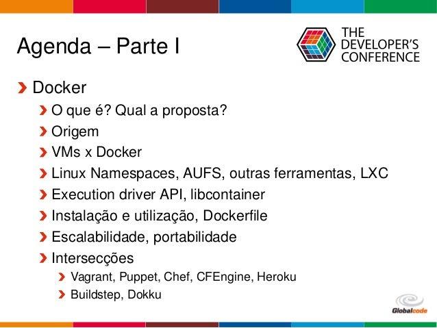Desenvolvendo e implantando aplicações PHP utilizando Docker Slide 2