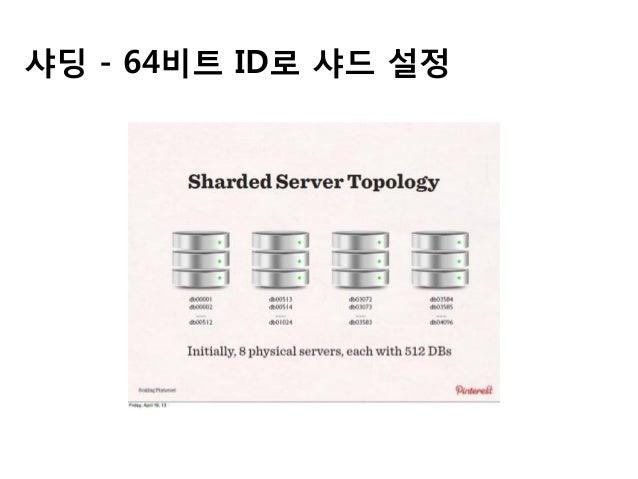 장래에는....  MySQL에는 여러 가지로 사용하고 있지만 아직 클러스터링 준비는 부족하다  5년에서 10년까지는 이 시스템으로 갈려고 한다  자동 샤딩은 사용할만한 것이 될 것으로 예상한다