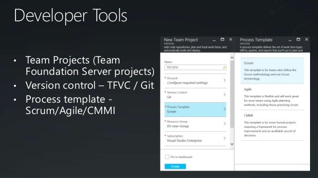 team foundation server process templates - tdc2016poa trilha cloud computing microsoft azure