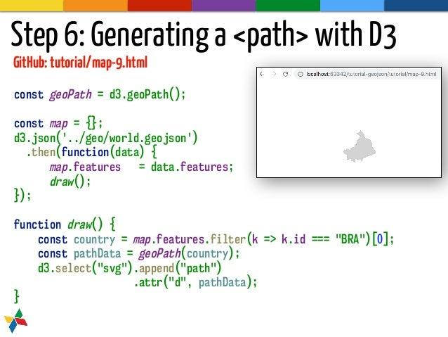 Transforming public data into thematic maps (TDC2019 presentation)
