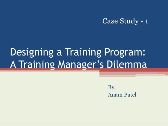 the brady training program case study Case studies risk solutions compcpr  at brady risk management, we:  have developed and implemented numerous unique loss control and coverage programs that.