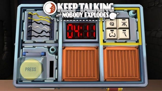 Jogo Keep Talking