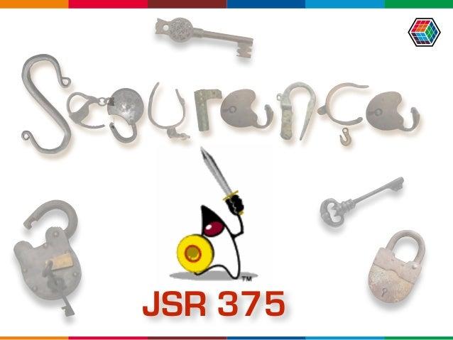 JSR 375