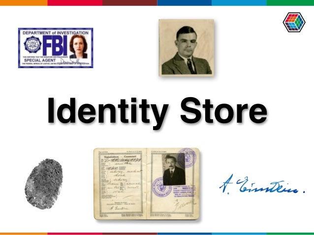 Identity Store