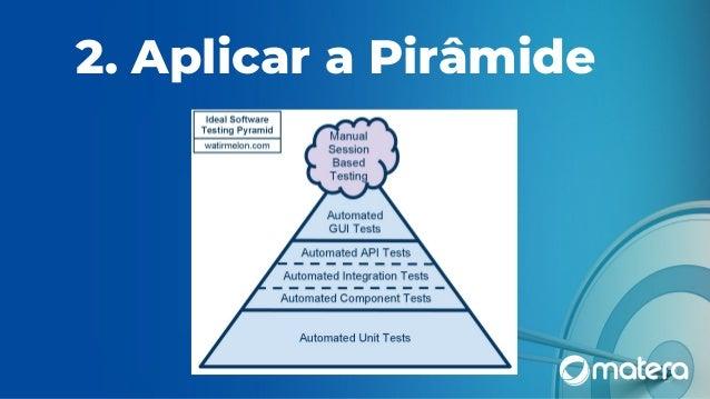 2. Aplicar a Pirâmide