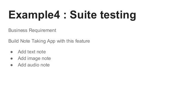 Android Test Driven Development & Android Unit Testing
