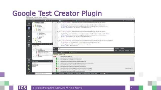 Webinar] Qt Test-Driven Development Using Google Test and Google Mock