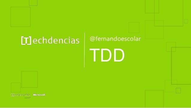 @fernandoescolarTDD