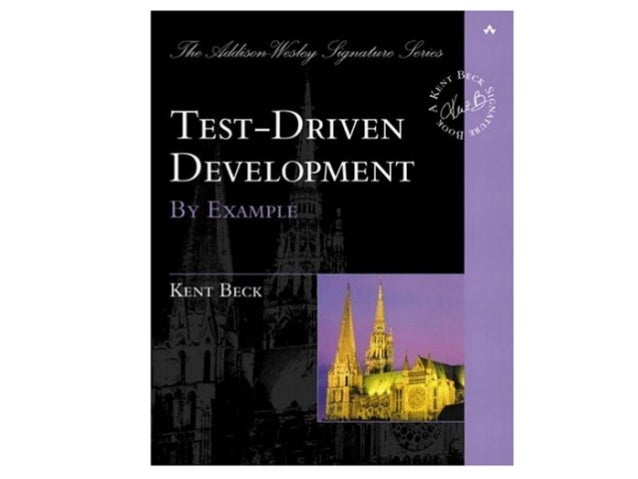 TDD Rules 1. Write new code only if you first have a failing automated test 2. Eliminate duplication