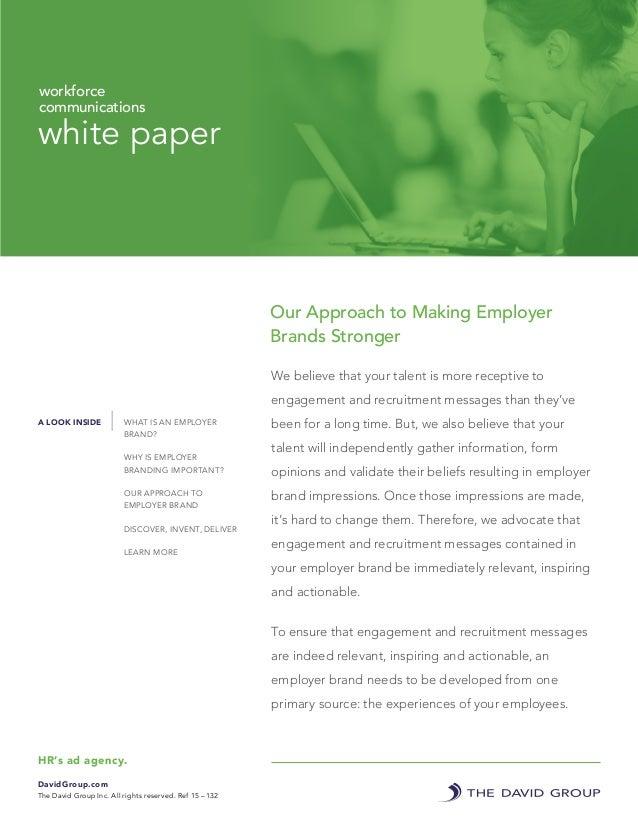 Employer branding research paper us history regents essay help