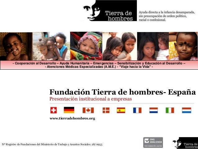 t        - Cooperación al Desarrollo – Ayuda Humanitaria – Emergencias – Sensibilización y Educación al Desarrollo –      ...
