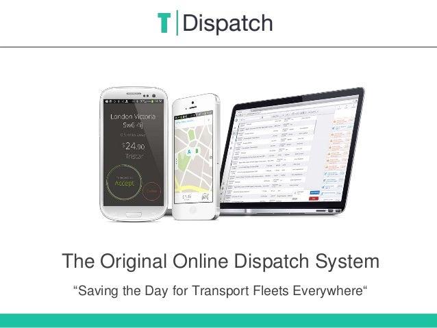 Taxi App Development Solution