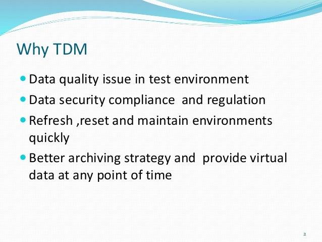 """""""Test Data Management In a Nutshell"""" by Satyajit Singh Slide 2"""
