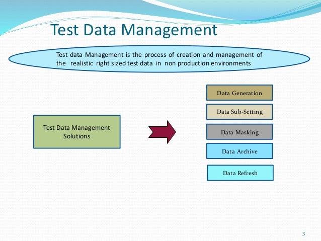"""""""Test Data Management In a Nutshell"""" by Satyajit Singh Slide 3"""