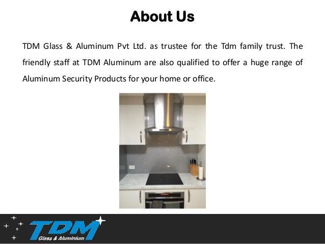 Tdm glass aluminium offers fly screens brisbane - Qualified family office professional ...