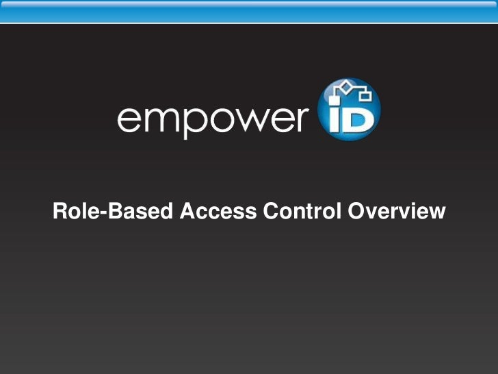 Protected ResourcesEmpowerID enforces security across systems<br />Custom Application<br />Windows Servers<br />SAP<br />M...