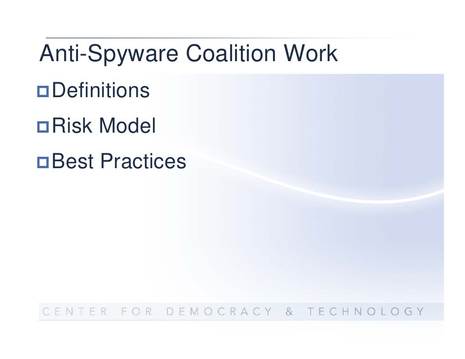 """Benefits to Software Industry  Sony Rootkit -- 2005    AS vendors asked how to justify decision to flag software as    """"po..."""