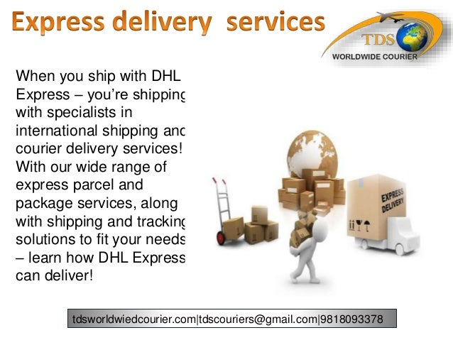 Tds worldwide courier to canada low cost express delivery