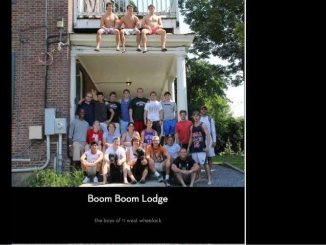 ` : Cut . ..w L .  Rx W 1 x. .. .  Q i,   'Aúí,   Boom Boom Lodge