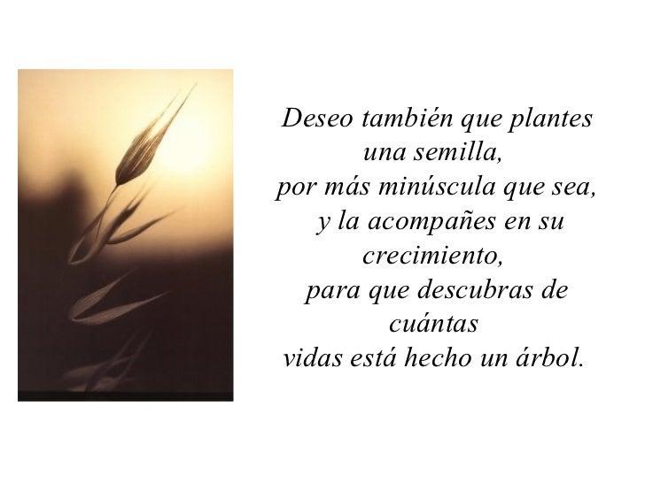 Te Deseo Poema De Victor Hugo