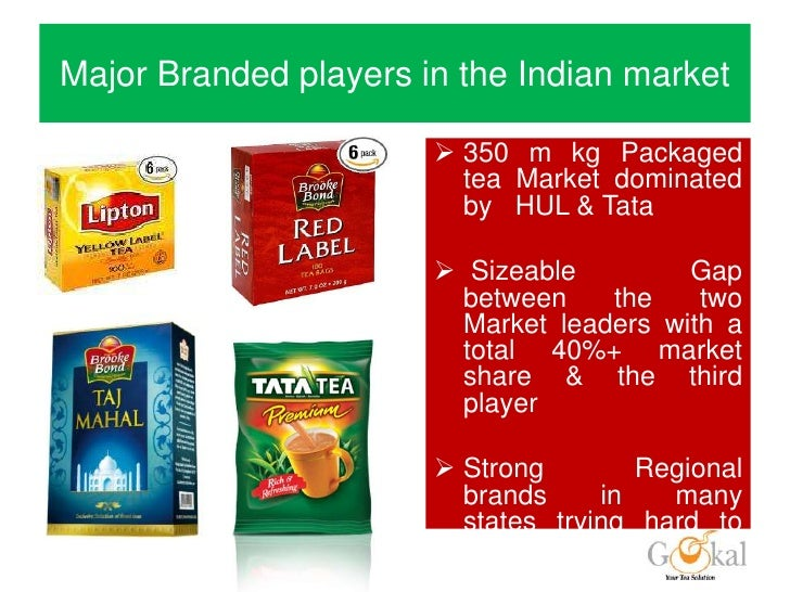 market segmentation of tata tea Tata tea, the flagship offering in the company's stable, is the largest selling brand  in the indian packaged tea segment tata tea's strength blooms on its own.