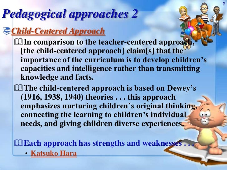 """the child centered-instruction essay Inquiry-based, student centered instruction requires extensive lesson planning   teachers should instruct students to think past the """"main idea"""" or """"summary."""