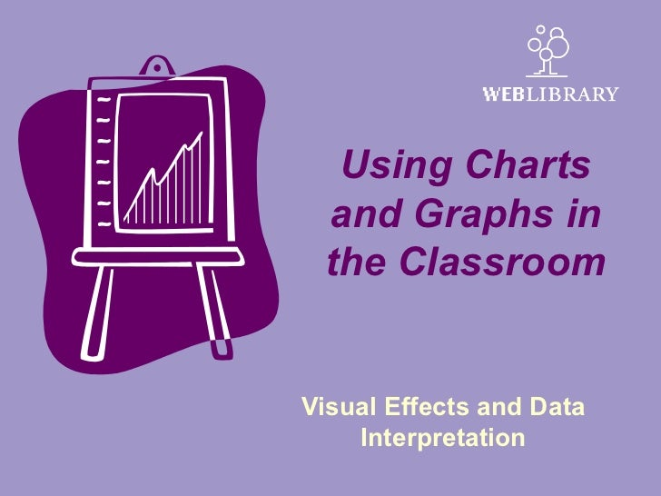Using Charts and Graphs in the Classroom Visual Effects and Data Interpretation