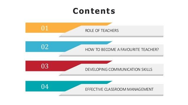 Teacher for training session Slide 2