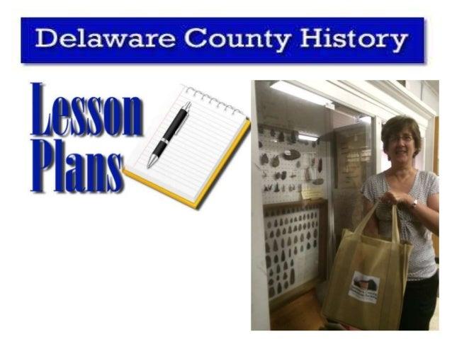 Back to School Teacher Program from the Delaware County
